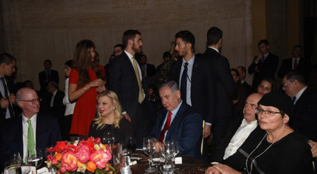 Jewish Agency's Sharansky Bids Farewell in Star Studded Event at NYC's Cipriani 25