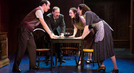 "Veil of Familial Secrecy Gingerly Lifted in New Musical ""Goldstein"""