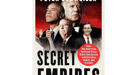 "Peter Schweizer's ""Secret Empires"" Takes a Deep Look at Political Corruption by Proxy"