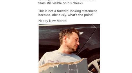 Despite Serious Circumstances Tesla CEO Elon Musk Tweets Jokes