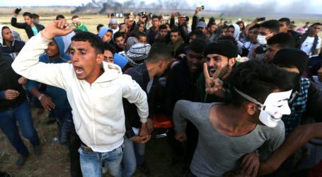 "Hamas Riots Continue on Israeli-Gaza Border; ""Butcher of Turkey"" Calls Netanyahu a ""Terrorist"""