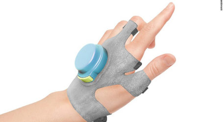 Wrist Device Shows Promise for Hand Tremors