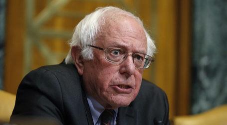 Bernie Sanders: I Don't Believe the Israelis
