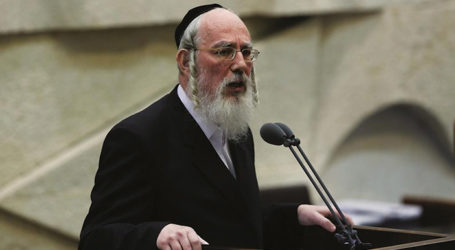 Haredi MK: 'Dictatorial'  Courts Have Taken Over Israel
