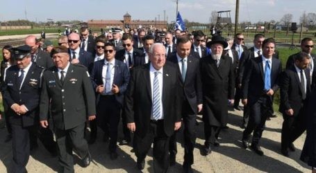 "Israel's President Reuven Rivlin: ""It is Impossible to Deny Polish Involvement in the Holocaust"""