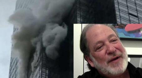 Trump Tower Blaze Claims  Life of Jewish Art Dealer