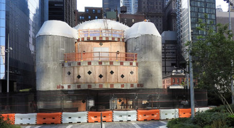 Controversies Preventing Completion of Church Destroyed on 9/11