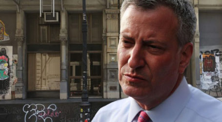 De Blasio Pushes for Landlords to Fill Vacant Store Spaces