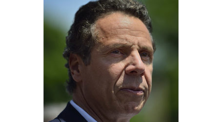Gov. Cuomo Rewrites Appointee Donation Ban on Campaign Site
