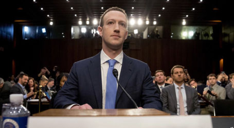 Facebook's Zuckerberg Testifies Before Senate Panels  After Massive Data Breaches Revealed
