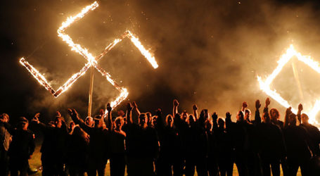 Neo-Nazi Rally in Georgia to Remember Hitler's Birthday Leads to 10 Arrests