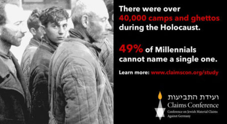 New Survey Shows America's Lack of Holocaust Knowledge