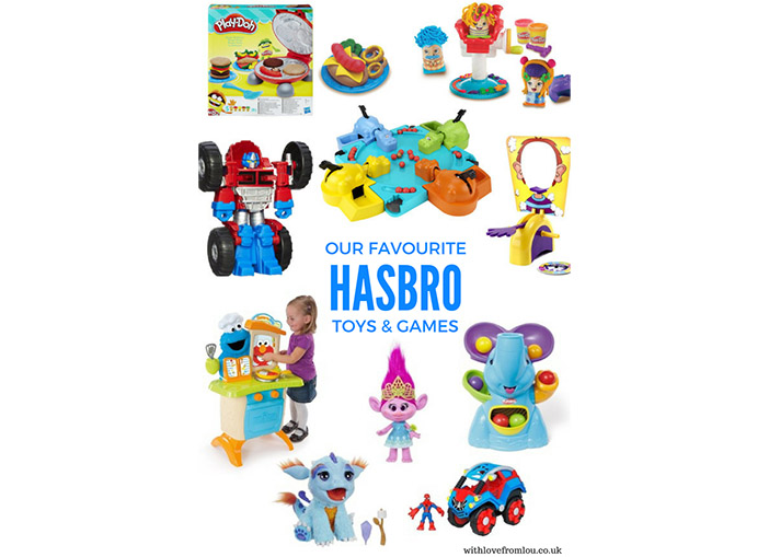 Hasbro Blames Toys 'R' Us Implosion For Sales Plunge