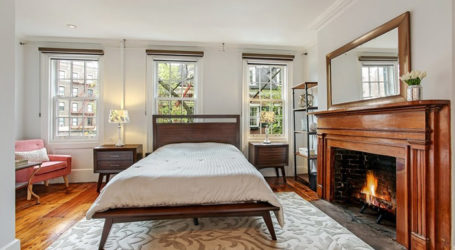 """Historic W.Village """"Aaron Burr"""" House Sold To Artist for $4.8 M"""