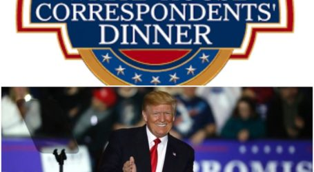 "Trump Skips ""Embarrassing"" & ""Vulgar"" Correspondents' Dinner, Holds Huge Rally"