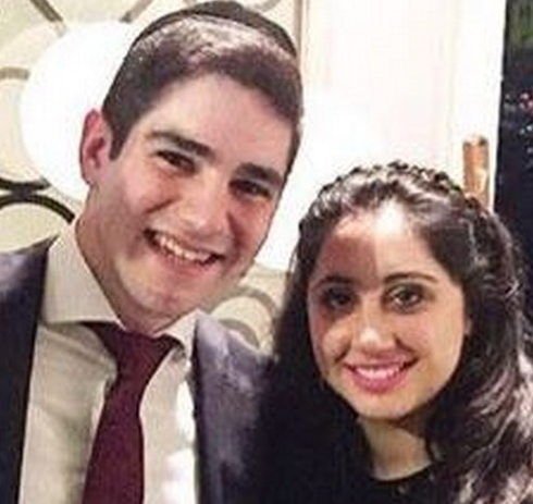 Young Jewish Couple's Lives Cut Short in Tragic Car Crash in