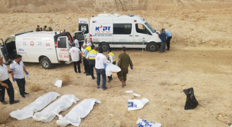 9 Dead In Arava Desert Tragedy as Massive Storm Batters Israel (Includes video)