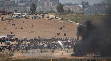 Chaos Continues at Gaza, Terrorists Attempt to Infiltrate Israel