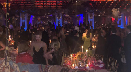 Save The Venice Ball Holds Star-Studded Ball at Pierre