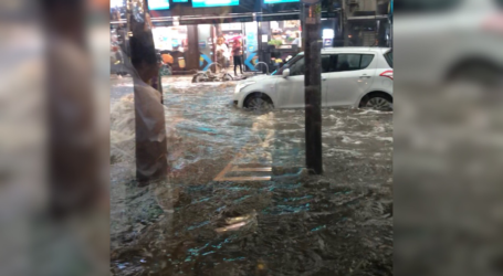 Flash Flood in Tel Aviv & West Bank Wrecks Havoc, 2 Dead