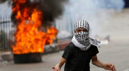 Hundreds Injured  as 6th Week of Palestinian Riots Rage On