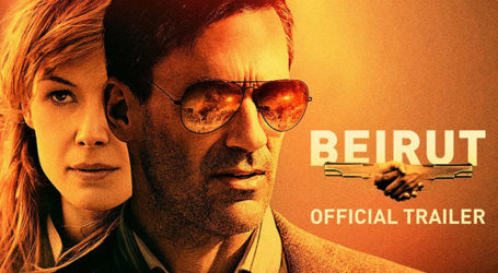 "Hollywood Botches ""Beirut"" in New Big Screen Production"