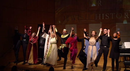 """Queen Esther's Dilemma"" – A New Production by Samuel J. Bernstein"