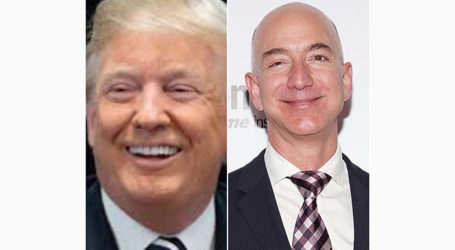 "Trump Lobbied Post Office to Stop Amazon's ""Sweet"" Postage Deal"