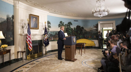 Trump Pulls Out of Iran Deal; Israel on High Alert