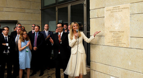 US Recognizes Jerusalem as Eternal Capital of Israel in Historic Embassy Move
