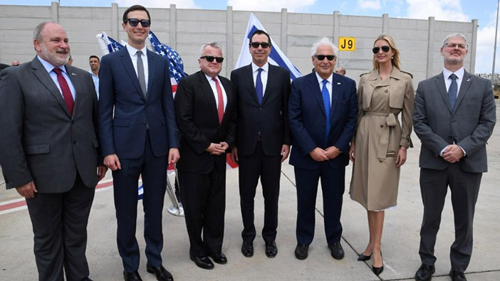 Evangelicals Celebrate Opening Of Jerusalem Embassy