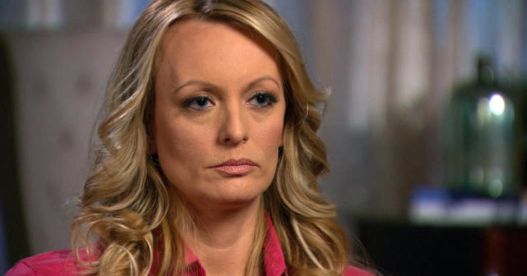 Stormy Daniels Reveals Shocking, Intimate Details About Alleged Trump Affair