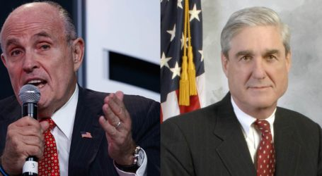 "Giuliani: Mueller Investigation of Trump ""Illegal"" – Prez Wants to Testify"