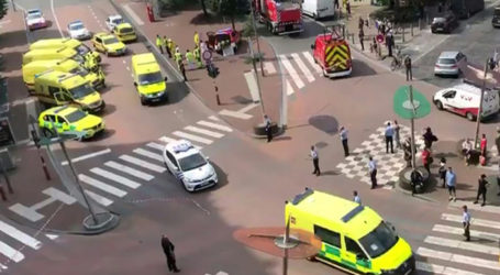 3 Dead in Belgium Shooting; Gunman Yells 'Allahu Akbar'