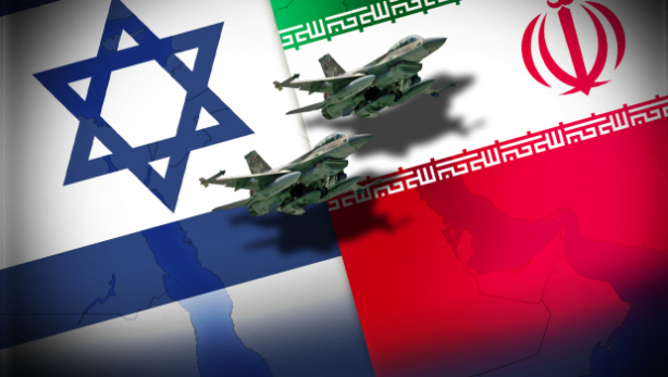 Israel Intercepts Dozens of Missiles Fired by Iran from Syria