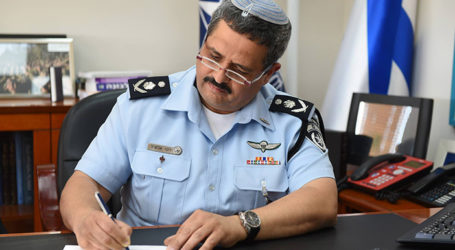 AG: Bibi Can't Pick New Police Chief Due to Corruption Cases