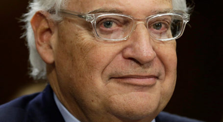 Friedman: Abbas has Reached a New Low