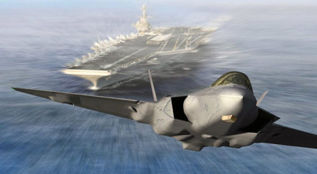 IAF Chief Reveals Israel 1st Country to Use F-35 Stealth Jets in Combat