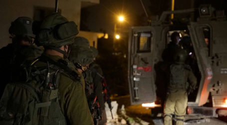 IDF Troops Apprehend Seven in Search of Soldier's Killer