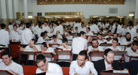 Learning on Shavuot–The All-Nighter