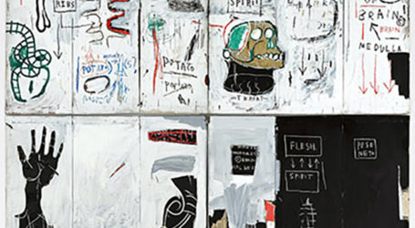 Investor Hubert Neuman Sues Daughter to Stop Auction of Basquiat Graffiti Masterpiece