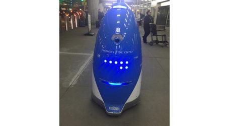 Security Robot at La Guardia Airport Roils Passengers