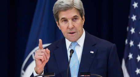 Kerry Mocked Over Rogue Bid to Save Iran Nuclear Deal