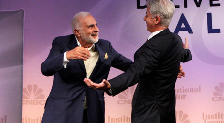 Battle of the Billionaires: Icahn vs Ackman in Herbalife Debacle