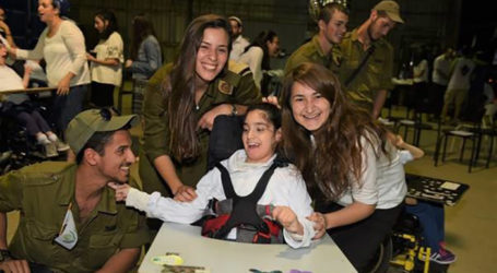 Independence & Inclusion: ALEH Celebrates Yom Haazmaut with the IDF