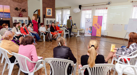Lifechanger FSU Launches Cancer Awareness Seminars for Jewish Women in Ukraine