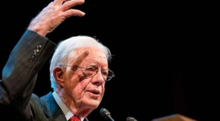 Carter Center Sued For Providing Support to Hamas