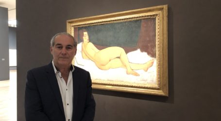 Modigliani At  Sotheby's Pre-Bidding at $150 Million