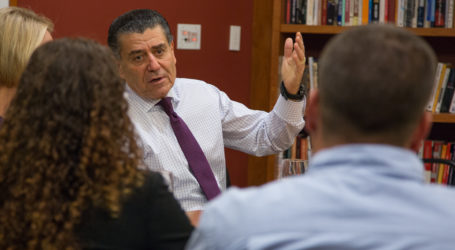 Haim Saban Speaks out Against Senators Supporting Gaza Letter