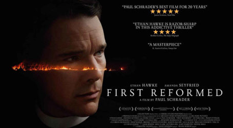 """The Movie """"First Reformed"""" Delivers an American Villain & A Perverse Distortion of Jihad"""